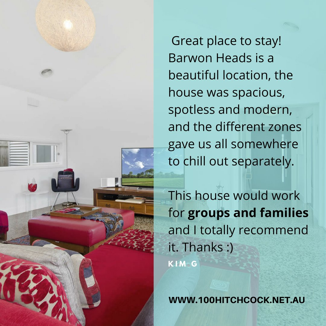 best accommodation in Barwon Heads